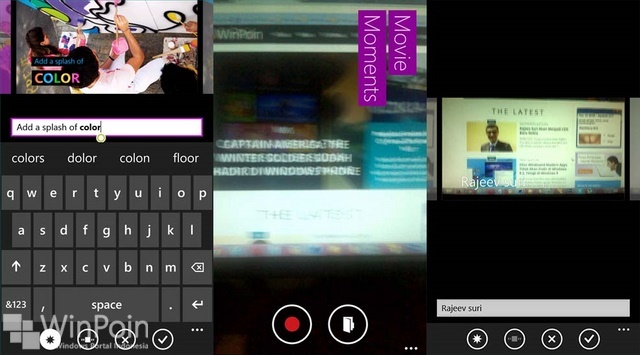 Movie Moments, Aplikasi Video Editing dari Microsoft untuk Windows Phone 8.1