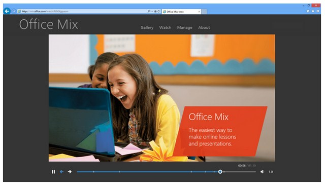 Office Mix: Membuat Presentasi Jauh Lebih Menarik dan Interaktif