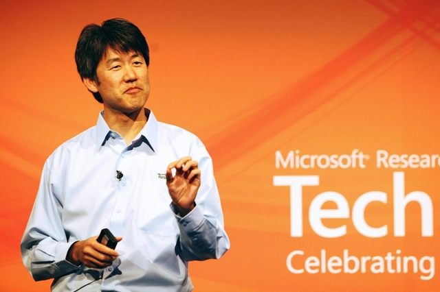 Windows 9 Akan Semakin Cerdas, Kata Peter Lee Microsoft Research