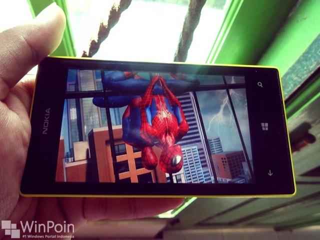 Akhirnya Game SpiderMan 2 Dirilis Juga Untuk Windows Phone