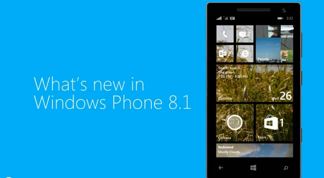 Microsoft Memamerkan Cortana, WiFi Sense, dan Berbagai Fitur Windows Phone 8.1 Lainnya (Video)