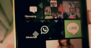Microsoft Masih Memperbaiki Notifikasi WhatsApp di Windows Phone 8