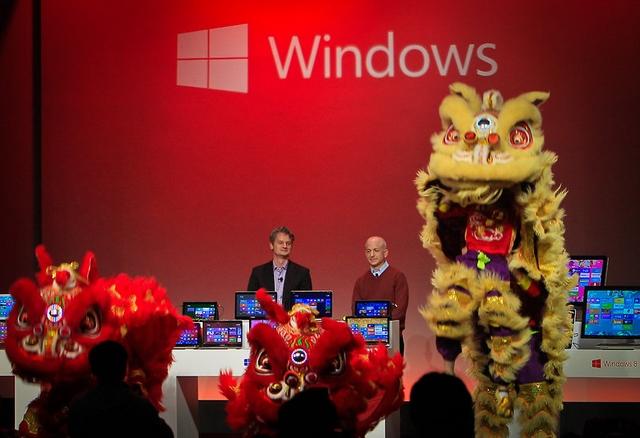 Cina Melarang Penggunaan Windows 8 di Kantor Pemerintahan, Inilah Alasannya!