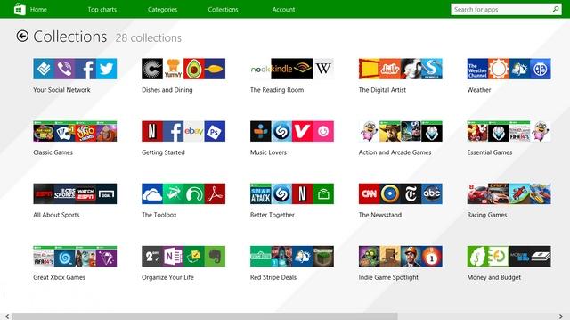 Windows Store Mengalami Redesign dan Kini Jauh Lebih Keren (Review)
