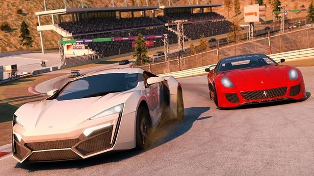 Game Balapan Keren, GT Racing 2 Hadir di Windows 8
