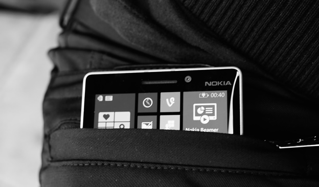 Microsoft Membuat Celana yang Bisa Buat Charging