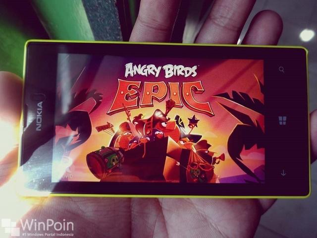 Download Gratis Game Angry Birds Terbaru untuk Windows Phone