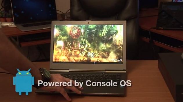 Console OS: Android untuk PC yang Bisa Dual Boot dengan Windows
