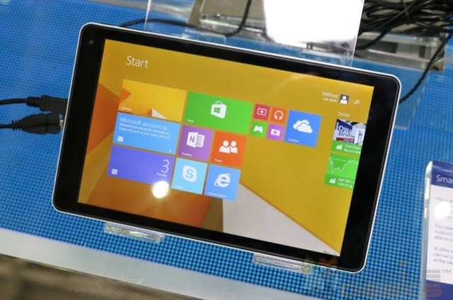 Inilah Emdoor EM-i8080, Tablet Windows 8.1 dengan Harga 1 Jutaan