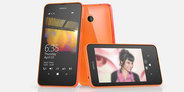 Nokia Lumia 635 Mulai Hari Ini Sudah Dijual di Singapura