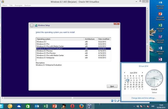 Jangan Cuma Bisa Download, Inilah Cara Membuat Installer Windows 8.1 AIO Sendiri