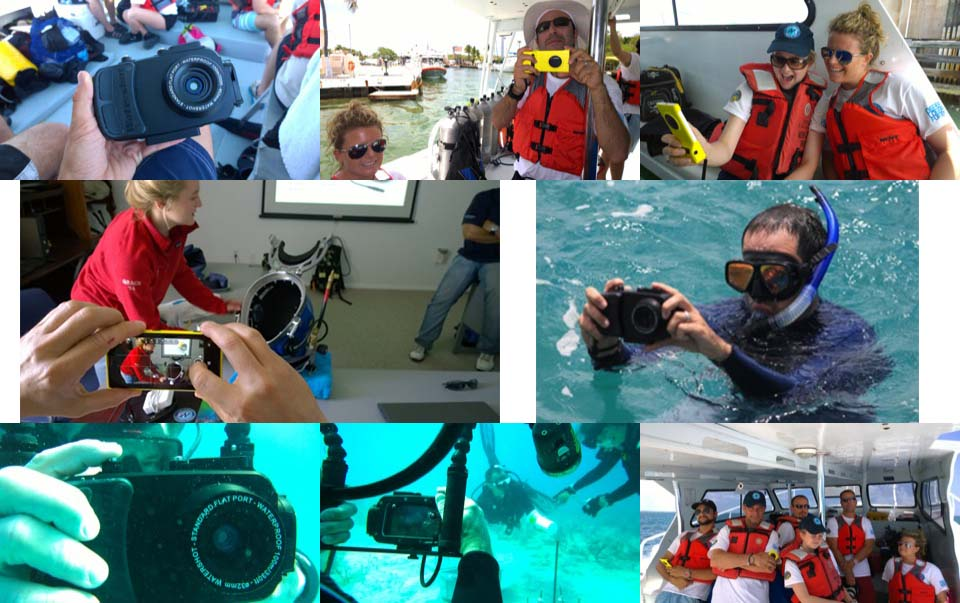 Fabien Cousteau dan Lumia 1020 Tinggal Di Dalam Air Selama 31 Hari