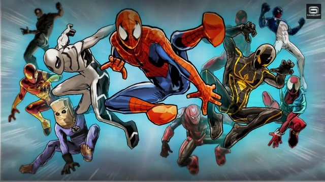 September, Game Spider Man Unlimited Akan Dirilis Windows Phone
