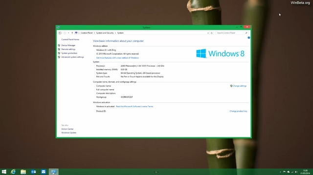 Inilah Windows 8.1 with Bing (Hands-on Video)