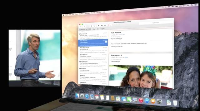 """Inilah Fitur Baru Mac OS X 10.10 """"Yosemite"""", Mampukah Mengalahkan Windows 8.1?"""