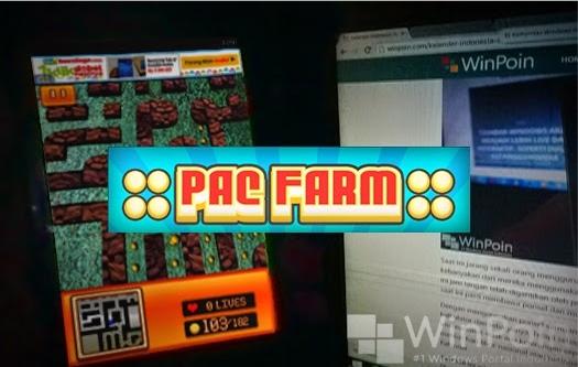 3D Pac-Farm: Games Klasik ala Pac-Man yang Dibuat dengan Nuansa Modern