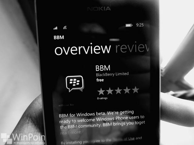 Program Beta Tester Aplikasi BBM Sudah Ditutup
