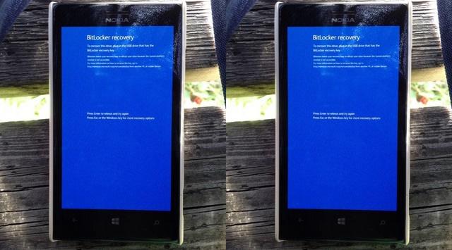 Jangan Update Ke Lumia Cyan Kalau Kamu Pake BitLocker!