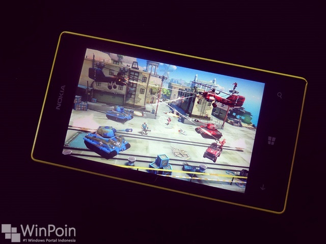 Blitz Brigade: Game FPS Gratis untuk Windows Phone dari Gameloft