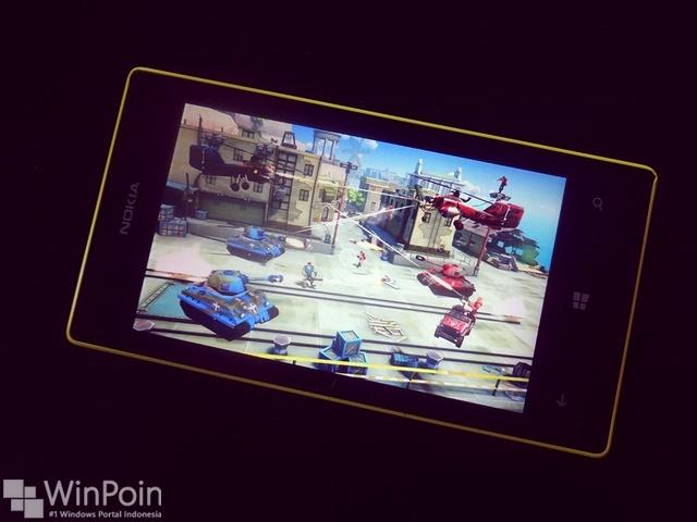 Blitz Brigade: Game FPS Gratis untuk Windows Phone dari Gameloft