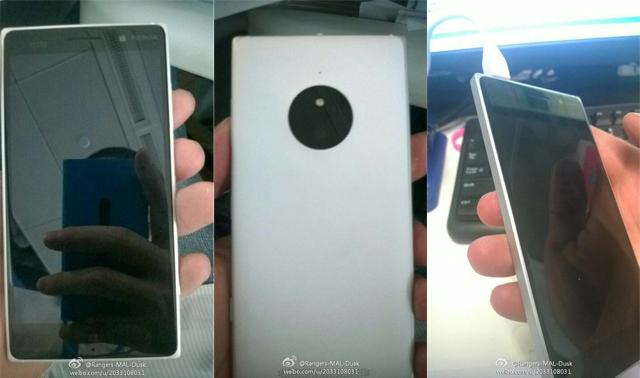 Inilah Penampakan Nokia Lumia 830