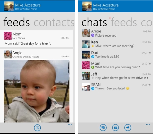 HOT: Ayo Daftar Menjadi Beta Tester BBM untuk Windows Phone