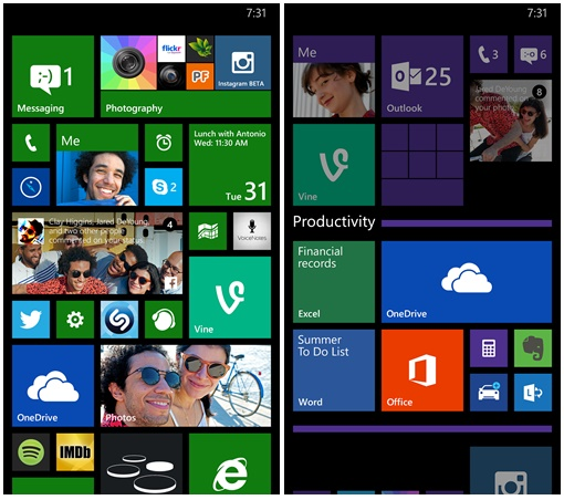 Windows Phone 8.1 Update Dirilis ke Developer Minggu Depan, Inilah 7 Fitur Barunya!