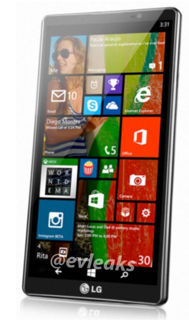 LG D635: Inilah Windows Phone 8.1 Keluaran LG dengan Layar 5 Inch, Tertarik?