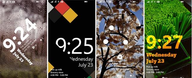 Yeah, Download Live Lock Screen Beta untuk Windows Phone 8.1 Sekarang!
