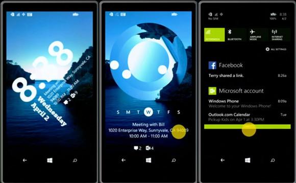 Sabar Ya..Aplikasi Custom Lockscreen Windows Phone Masih Berstatus Beta