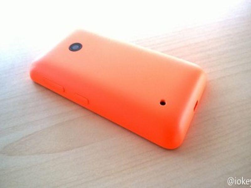 Apakah Benar Ini Penampakan Nokia Lumia 530??