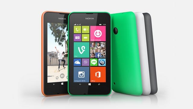 Wow, Nokia Lumia 530 Ternyata Sudah Dirilis !