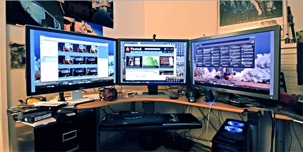 Kamu Bisa Mengendalikan Banyak PC Hanya dengan Satu Mouse dan Keyboard Saja!
