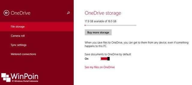 Cek OneDrive Kamu Sekarang, Ada Tambahan Storage dari Microsoft!