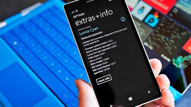 Cara Mengatahui Apakah Lumia Kamu Sudah Bisa Diupdate ke Lumia Cyan