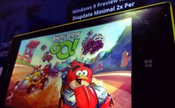 Sekarang Ada Mode MultiPlayer di Angry Bird Go!