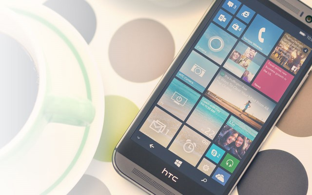 Gelar Windows Phone Tercepat Dikantongi HTC One M8