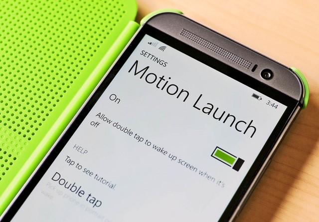 HTC One M8 Meminjam Fitur Double Tap dari Nokia