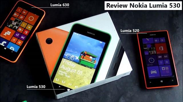Review Nokia Lumia 530 Windows Phone Paling Terjangkau