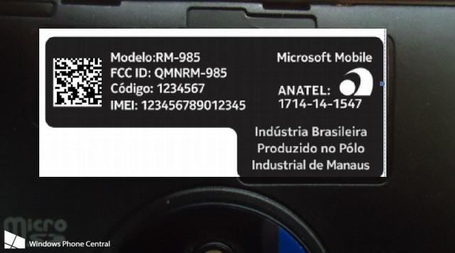 Ternyata Nokia Lumia 830 Memang Benar Ada