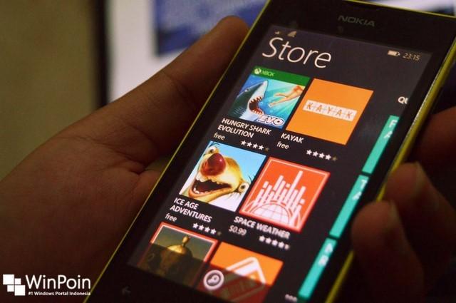 Wahh..Ada Update untuk Semua Aplikasi Bing Windows Phone