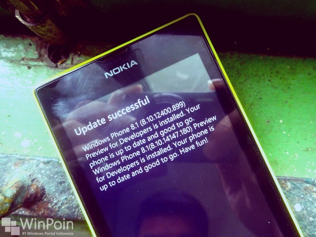 Hai Developer, Ayo Download Emulator dan SDK Windows Phone 8.1 Update 1