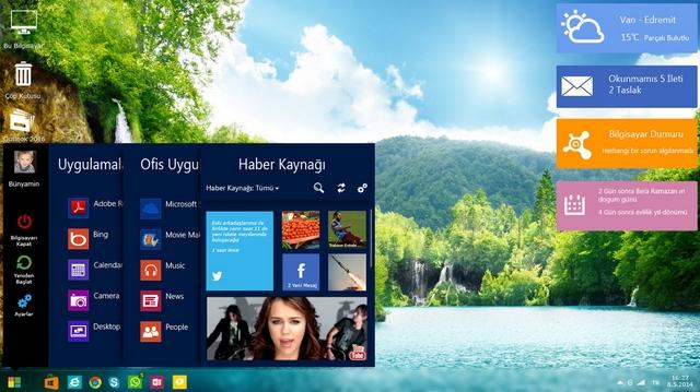 Benarkah Windows 9 = Bukan OS Biasa?
