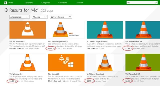 Ada Banyak Aplikasi Sampah dan Penipu di Windows Store, dan Microsoft Diam Saja?