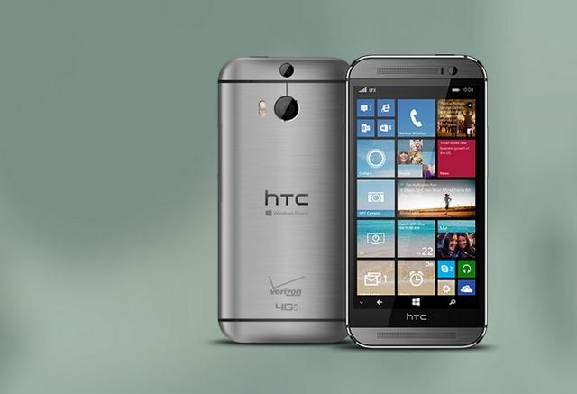 Baterai HTC One M8 versi Windows Phone Lebih Awet daripada Android