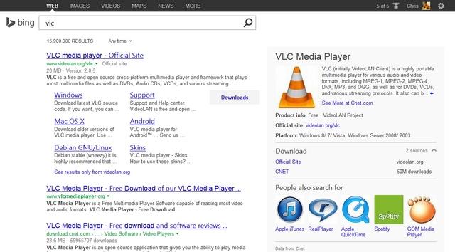 Download Software Kini Lebih Mudah dengan Menggunakan Bing