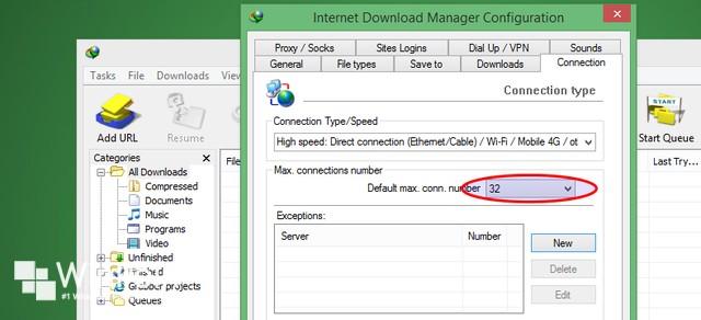 Cara Mempercepat IDM: Inilah Setting untuk Mempercepat Download IDM Hingga 2x Lipat