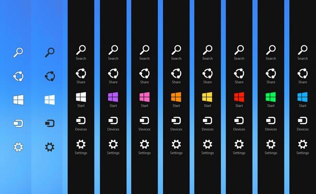 Tidak Akan Ada Lagi Charm Bar di Windows 9