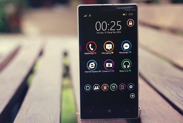 Wow..Hanya Dengan Menggunakan Photoshop Kamu Bisa Mengubah Desain Start Screen Windows Phone!