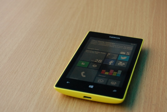 Update Cyan untuk Lumia 520 Sudah Dirilis di Indonesia